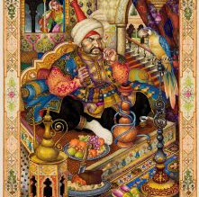 An Esoteric Interpretation of the Arabian nights