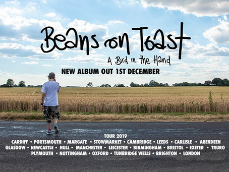 Album Review: Beans on Toast - 'A Bird in the Hand'