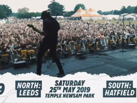 Review: Slam Dunk Festival (South), 26th May 2019