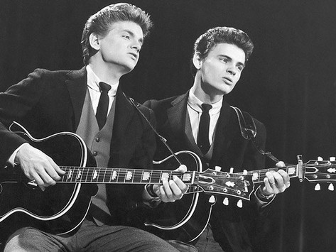 The Jukebox #2: Wake Up Little Susie – The Everly Brothers