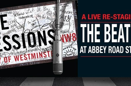Live re-staging of the Beatles at Abbey Road Studios at Capital FM Arena