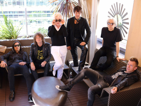 Preview: Blondie @ Nottingham's Royal Concert Hall