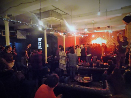 The Sunday Chill @ The Lacehouse, 15/03/15