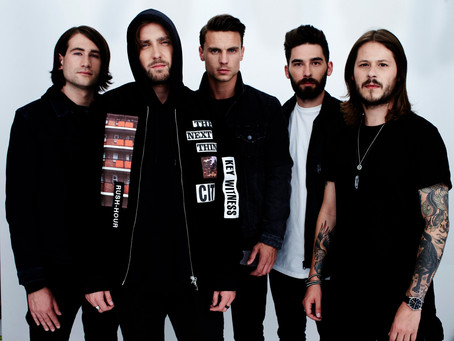 You Me at Six Sell out Rock City on their Intimate Tour