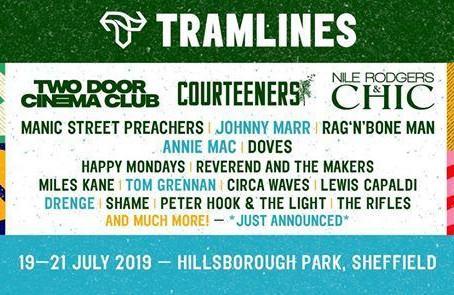 Review: Tramlines Festival 2019