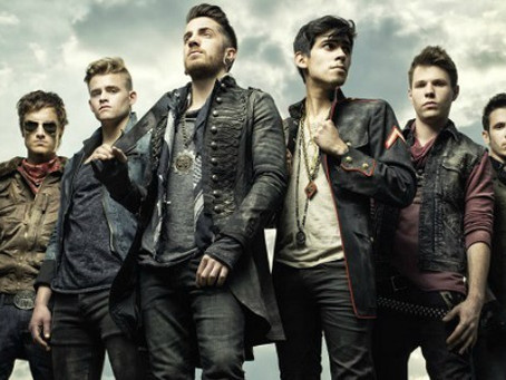 Crown The Empire @ Rescue Rooms, 10/02/2015