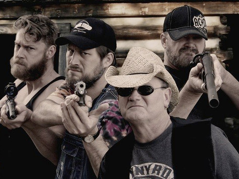 Hayseed Dixie live at Rescue Rooms – 06/11/2013