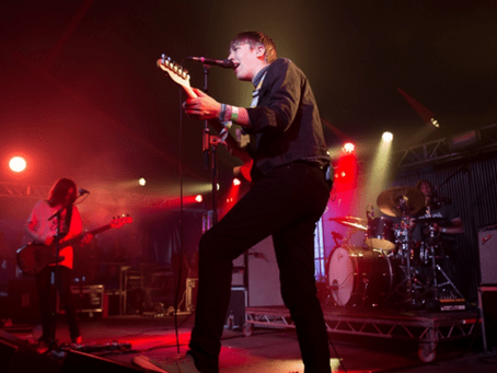 Drenge return to Rock City for the NME tour