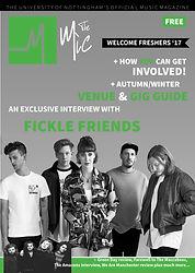 September 2017 - Fickle Friends, Green D