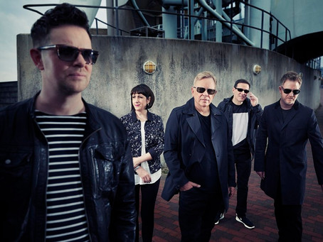 New Order –  'Restless' Single Review