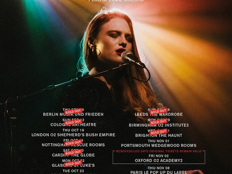 Freya Ridings @ Rescue Rooms