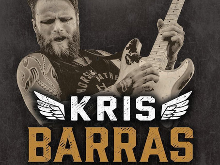 Interview with the Kris Barras Band