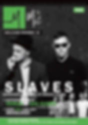 September 2018 - Slaves, Eliza and the B