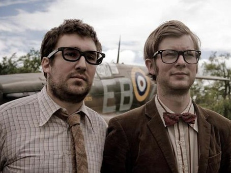 Public Service Broadcasting @ Rescue Rooms, 13/11/13