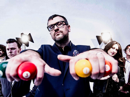 Interview with Reverend and the Makers