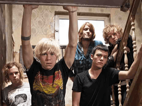 """Cage the Elephant's """"Fear of Music"""" – Melophobia"""
