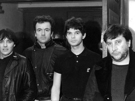 The Stranglers Come to Rock City