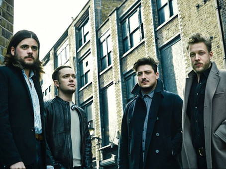 Mumford and Sons become responsible for the most amazing night of many lives!