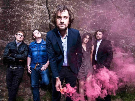 Reverend and the Makers to support The Libertines this week!