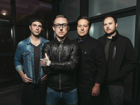 Yellowcard add two extra dates to December UK tour