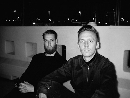 HONNE performing at the Rescue Rooms this Monday…