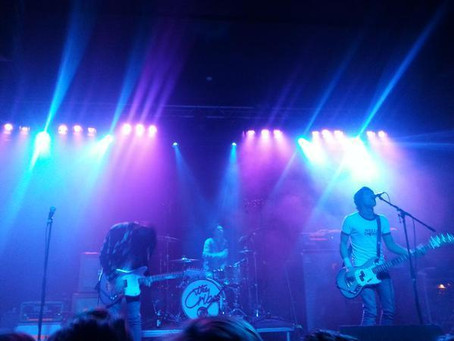 The Cribs @ Rescue Rooms, 11/02/15