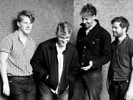 Hold Fast – The Crookes are in town