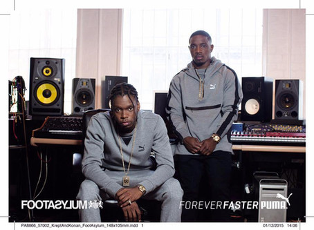 Krept and Konan delivered an explosive set at Rescue Rooms