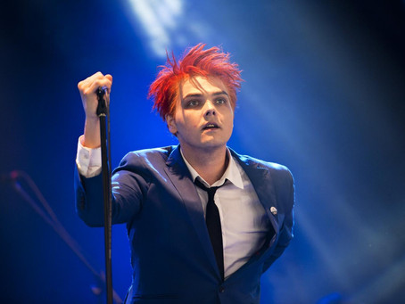 Gerard Way – 'Hesitant Alien' album review