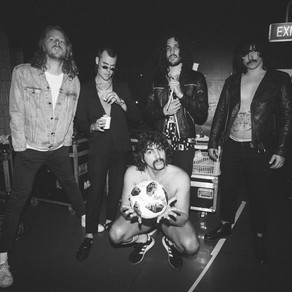 Bangers from Down Under: Sticky Fingers