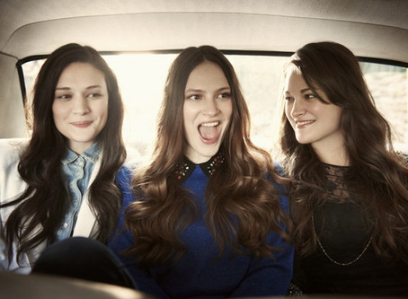 The Staves @ Glee Club, 31/10/13