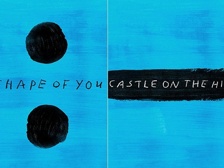 Track Reviews: Ed Sheeran- 'Castle on the Hill' and 'Shape of You'