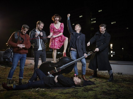 Preview: Skinny Lister @ Rescue Rooms