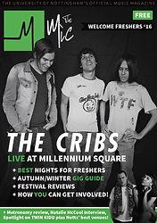 September 2016 - The Cribs, Metrononmy,