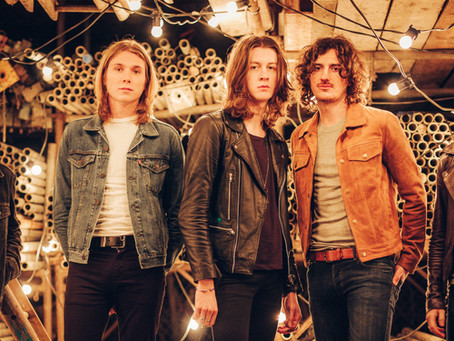 Blossoms Interview with Katie