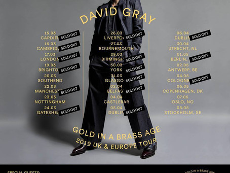 David Gray @ Nottingham's Royal Concert Hall