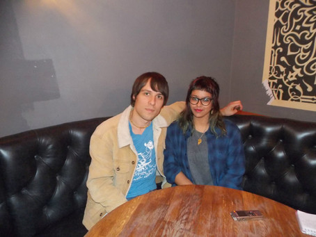 Interview with The Cribs' Gary Jarman