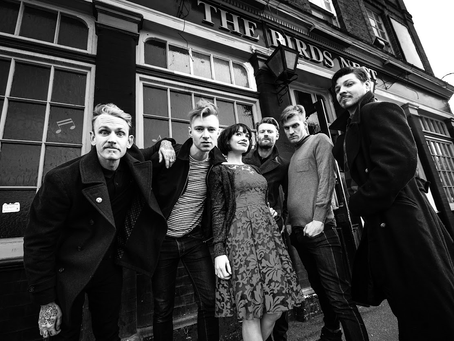 Folk is brought back to Rock City by Skinny Lister
