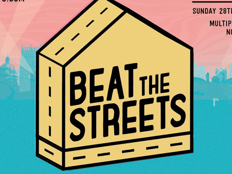 Beat The Streets Line Up Revealed