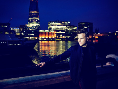 Olly Murs Returns to the Motorpoint Arena