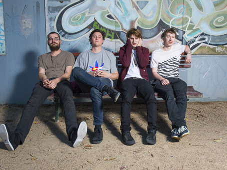 The Front Bottoms Rescue Rooms