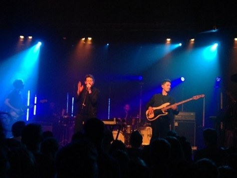 Fenech-Soler Live at Rescue Rooms – 17/11/2013