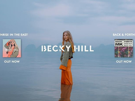 Becky Hill Live and Interviewed @ Rescue Rooms