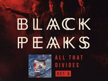 Interview with Black Peaks