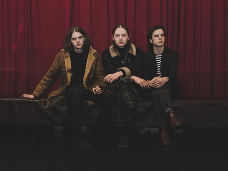 Interview with The Blinders