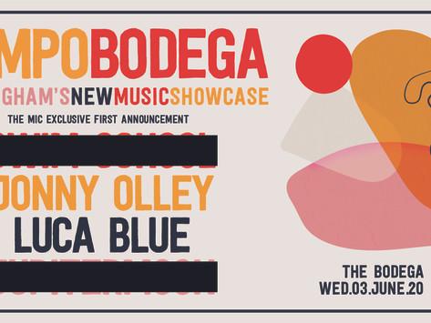 Exclusive: The Bodega presents Tempo