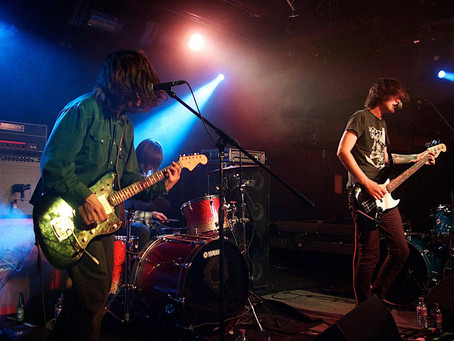 The Wytches delivered a night of unbridled madness and creativity