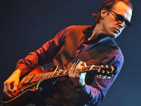 'I'm sorry, who again?' #4 – Joe Bonamassa