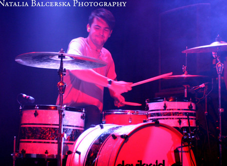 An interview with Lower Than Atlantis drummer Eddy Thrower
