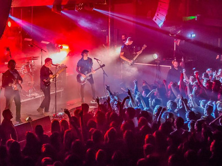 The Maccabees at Rock City!